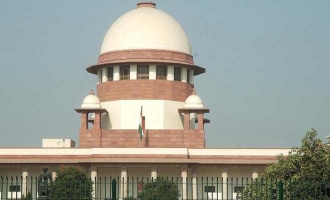 インドの最高裁判所の裁判官は、性的虐待で告発