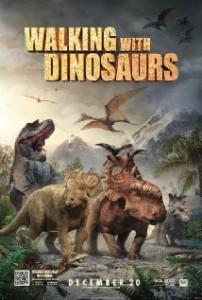 恐竜と歩く
