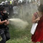 トルコの反政府抗議行動
