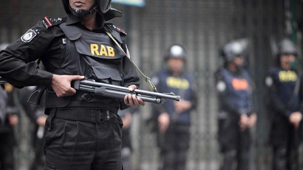 バングラデシュの緊急行動大隊