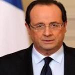 フランス大統領フランコオランド
