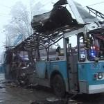 ボルゴグラードトロリーバスの爆発