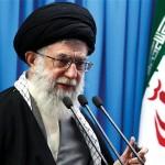 イランの最高指導者アヤトラ·ハメネイ