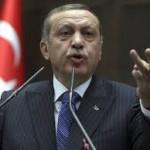 トルコの首相·タイップ·エルドアン