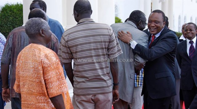 11スーダン南部の反政府勢力のうち、7はリリース後、ケニアに引き渡さ