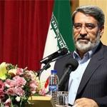 イランの内務大臣Abdolreza Rahmani