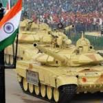 インドは10パーセントで、その国防予算の増加