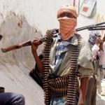 ナイジェリアの武装勢力