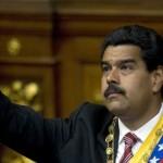 ベネズエラの大統領ニコラス·マドゥロ