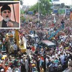 Qadriは、政府間の交渉に失敗し、