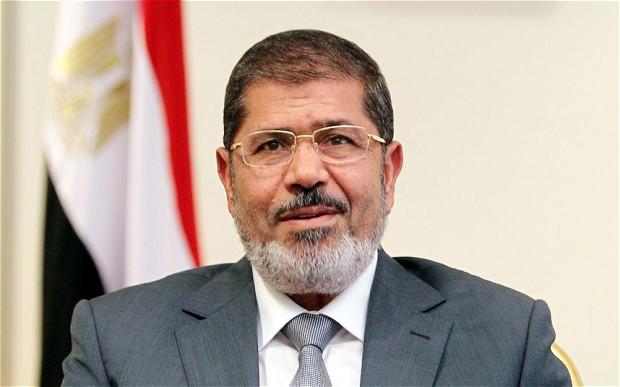 追放モハメド·Morsi