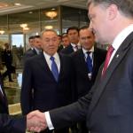 ロシア大統領は、ウクライナの大統領を満たしている
