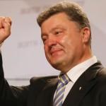 ウクライナの大統領は石油poroshenko