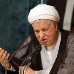 イランの元大統領アリ·アクバル·ラフサンジャニラフサンジャニ、護憲評議会の会長