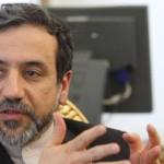 イランの外務次官アッバスAraqchi