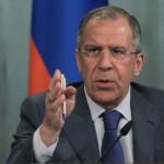 ロシア外務大臣セルゲイ·ラブロフ