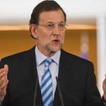 スペインの首相マリアーノRajoy