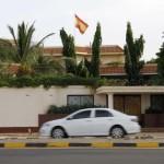 ハルツーム殺害された外交官は、スペイン大使館の領事部に投稿されました