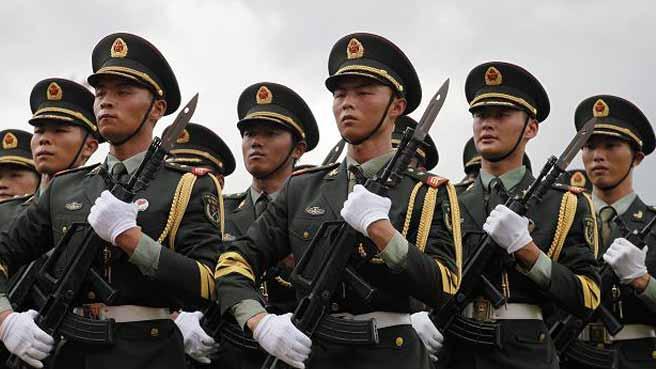 ラダック、インドで中国軍が係争中から撤退