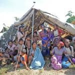 ミャンマーのラカイン州のロヒンギャのイスラム教徒、彼らは最悪の人種差別に直面している