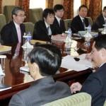 平壌での日本と北朝鮮の当局者は初日議論する