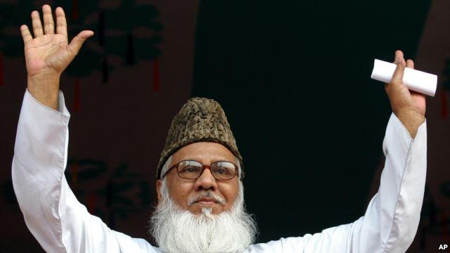バングラデシュ組職Nizami死令状が発行され