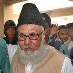 死刑にJIアミールバングラデシュの教授Nizami懸念