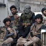 シリア軍のじいさんはイドリブで70過激派が主張殺す