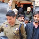 カシミールの分離独立のリーダーヤシン·マリクを占めるインド軍は、6人を逮捕
