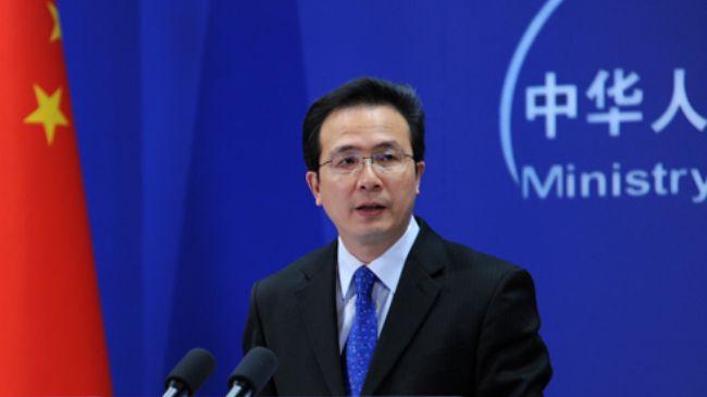中国外務省スポークスマン香港レイ