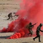 タリバン軍事基地が攻撃され、アフガニスタン、激しい戦闘で攻撃され、5人の兵士と20を殺した