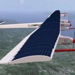 スイスの会社のソーラー飛行機ソーラー·インパルス2