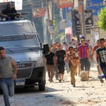 抗議行動に射殺アルザスイスラム教徒の活動家のアブデルファタハ4