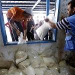 国連の報告書は、ガザ13万人が深刻な栄養失調に苦しんでいると述べた
