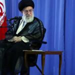 イランの最高指導者ハメネイ