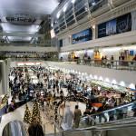 ドバイ国際空港は世界の名誉で最も忙しい取得