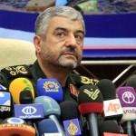 イランの革命防衛隊の将軍司令、モハマドジャファル