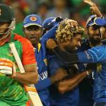 スリランカは92ランによってバングラデシュを倒す