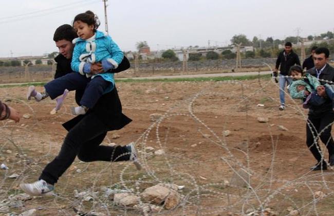 シリアは最も深刻な人道的危機に直面している