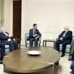 シリアの紛争で呼び出さフランスの4国会議員