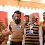 パキスタン軍チーフはシアルコット作業境界を訪問する