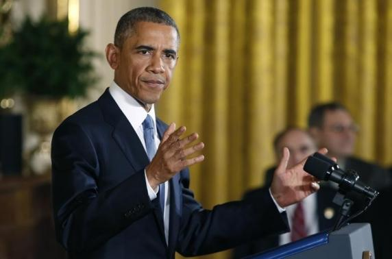 米国のバラク·オバマ大統領