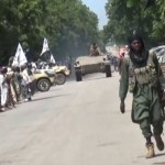 北東ナイジェリアボコ·ハラムの過激派は、何百人もの人が人質に取ら