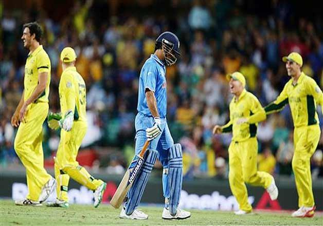 インドはワールドカップの準決勝でオーストラリアを破った