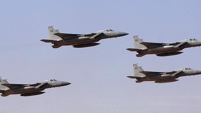 イエメンシーア派の反政府勢力は、空軍が率いるサウジアラビアは、10カ国を攻撃