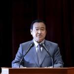 韓国の李総理WAN-クーさん