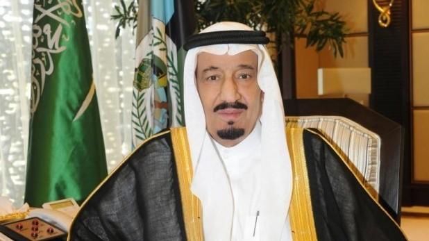 サウジアラビアのキングサルマンビンアブドゥルアジズ