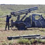 シリアの反政府勢力は武器や軍事基地の大容量のキャッシュを押収