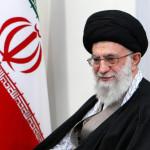 イランの最高指導者アヤトラ·アリ·ハメネイ