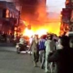 イエメンの首都でモスク外爆撃で31人が死亡